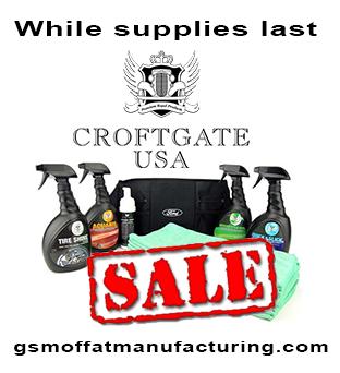 Croftgate USA SUPER SALE